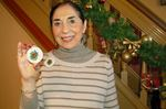 NOTL Christmas parade buttons now on sale