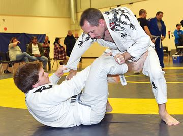 Midland jiu-jitsu competition draws more than 70 participants