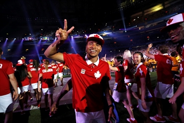 63 per cent of Canadians watched Pan Ams: CBC -Image1