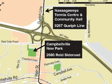 Town seeks input on Campbellville park redevelopment