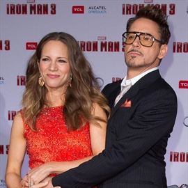 Robert Downey Jr.'s wife gave him an ultimatum -Image1