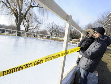 Bronte gets a new community rink