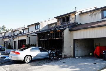 The Office of the Ontario Fire Marshal is investigating a fatal house fire that occurred Sunday evening, April 22 at a townhouse complex on South Millway.