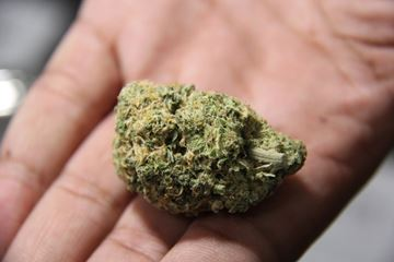 Policing community not happy with legalized marijuana