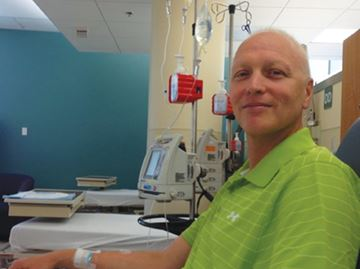 Running for a cancer cure