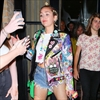 Miley Cyrus and Stella Maxwell spotted kissing-Image1