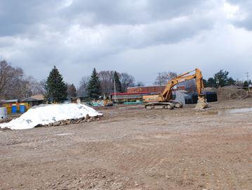 New seniors' complex construction on horizon