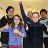 Meaford students excel in French public speaking contest