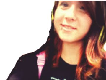 Missing girl Lily Ralston
