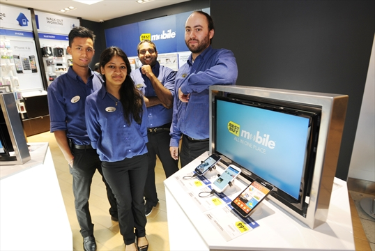 About Best Buy Mobile Erin Mills Town Centre