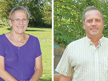 No ill will between Penetanguishene deputy mayor candidates