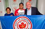 Sept. 18 declared Andre De Grasse Day in Markham