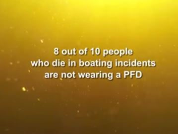 LIFE-JACKETS SAVE LIVES