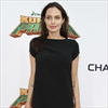 Angelina Jolie attends premiere with kids-Image1