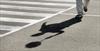 Crossing shadow