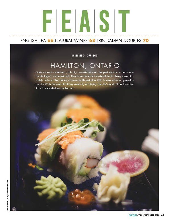 The best places to eat and drink in Hamilton, according to WestJet Magazine