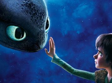 Catch a free screening of How To Train Your Dragon in Barrie