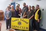Wasaga Lions finances cardiac monitors for Collingwood hospital