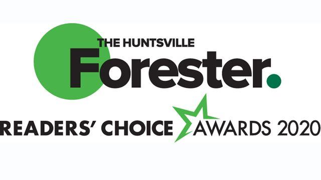 Huntsville readers' choice