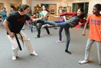 Healthy Living Promoted at Armitage Village Public School