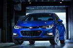 Sophisticated sophmore: All-new 2016 Chevrolet Cruze