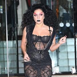 Lady Gaga drank whiskey to relax-Image1