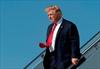 Outside of Washington, Trump slips back into campaign mode-Image16