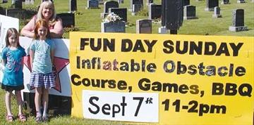 Kidney walk and Funday Sunday on Sept. 7– Image 1