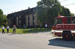 Fire call in Brockville