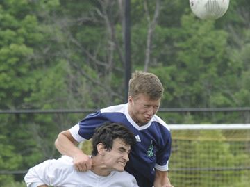Ridge rallies to edge Irish in AAA soccer final