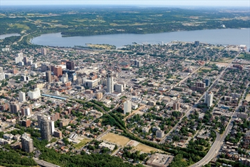 For the second year in a row, a real estate investment research company has rated Hamilton the best place in Ontario to invest.