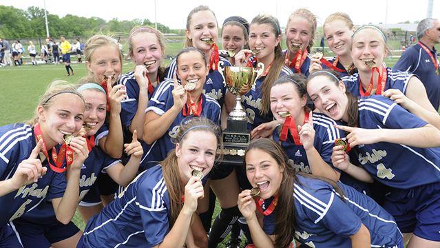 Notre Dame wins Halton AAA girls' soccer