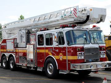 Gloucester fire