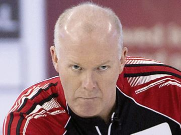 Glenn Howard steamrolling through Ontario Tankard field