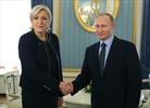 Le Pen and Putin