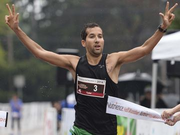 Chacra repeats as Oakville Half-Marathon champ