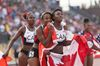PAN AM GAMES IN PICTURES: Track and field drama, basketball silver, marathon, biking and more