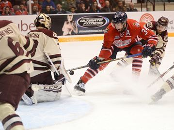 Oshawa Generals' Hunter Smith