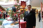Lieutenant Tina Howard helped launch the first kettle of the season in Kingston on Nov. 14.
