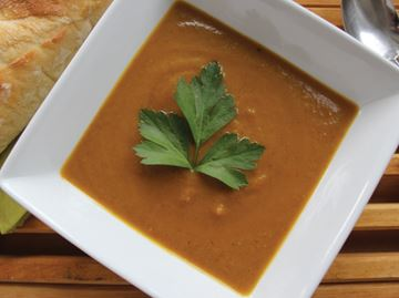 Warm up with soup in Simcoe County