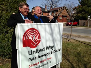 Brian O'Toole new United Way campaign chair