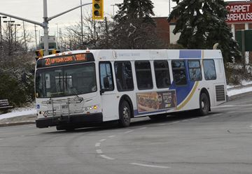 Oakville Transit is in a state of transition as politicians look to upgrade public transit to make it more attractive — and a means to alleviate road congestion issues.