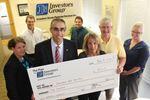 Investors Group recognizes Wasaga, Stayner, Collingwood volunteers for Good Food Box