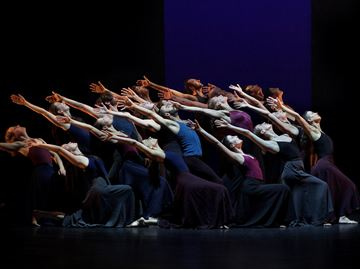 Iconic Canadian choreographer brings show to Milton arts centre