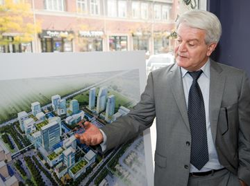 Plans unveiled for life sciences park next to new Oakville hospital