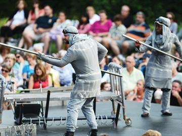 Driftwood Theatre 'Hamlet'