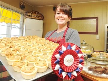 Betty's Pies and Tarts - best butter tart