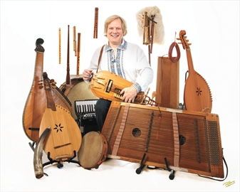 Traditional Instruments To Be Showcased At Annual Bloor