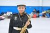 Courtice cadet musician joins cadet massed band at St. Patrick's Day Parade-image1