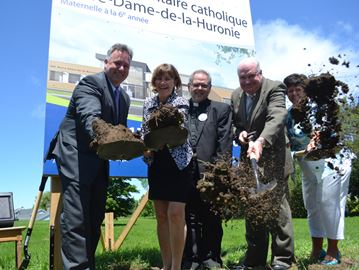 New French Catholic school in Collingwood one step closer to a reality